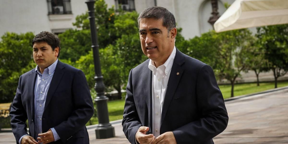 """La sinceridad de Mario Desbordes: """"Si la gente no está alerta, muchos, sobre todo en mi sector, no van a hacer los cambios"""""""