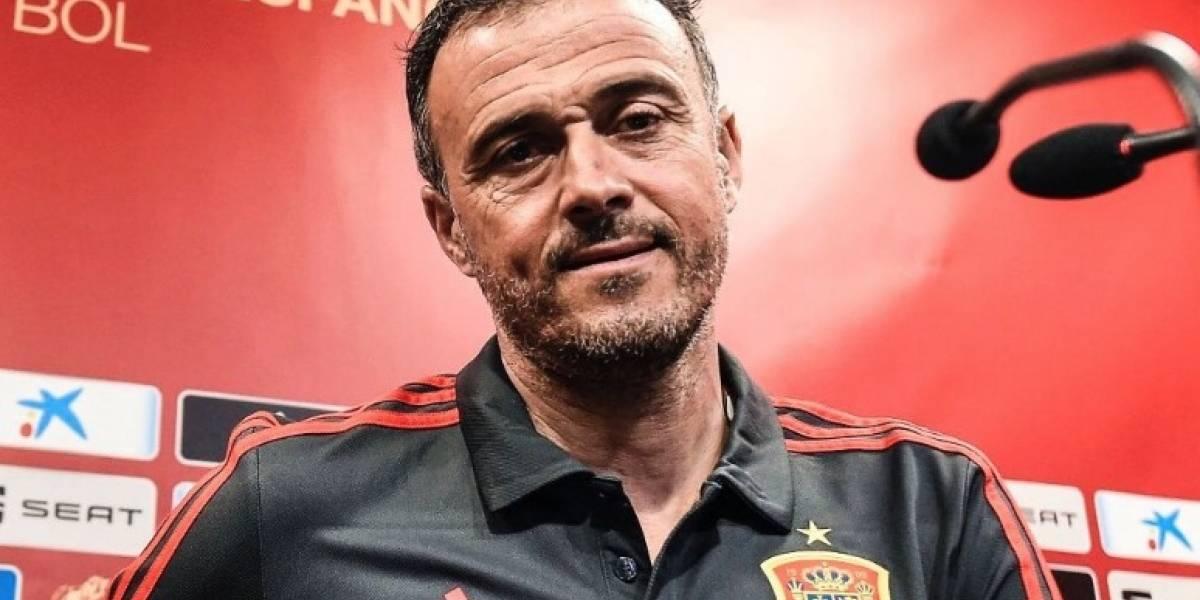 Luis Enrique vuelve a la banca de España y va a dirigir la Euro 2020