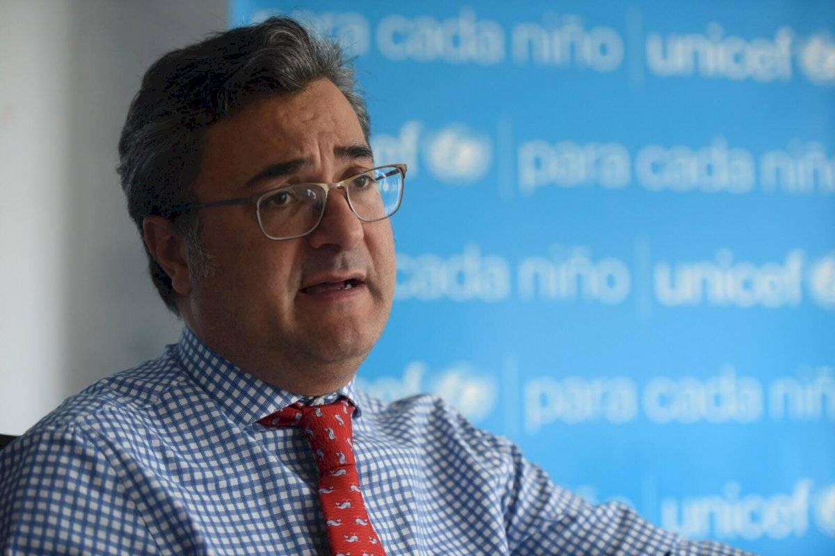 Carlos Carrera, UNICEF Guatemala