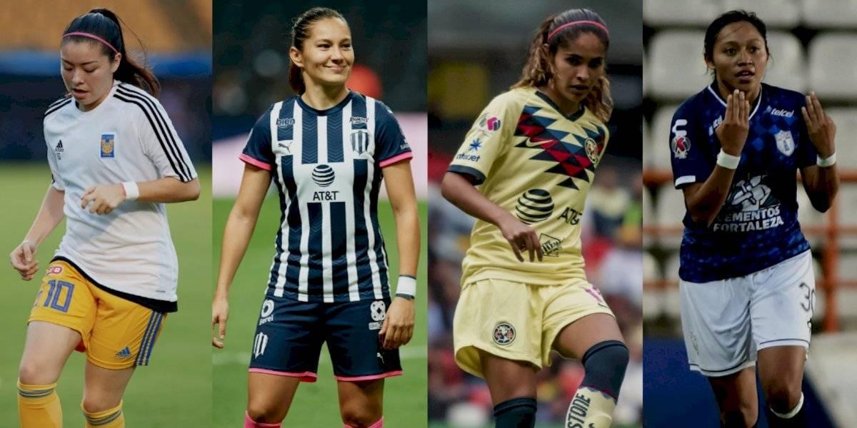 ¿Dónde y a qué hora ver las semifinales de la Liga MX Femenil?