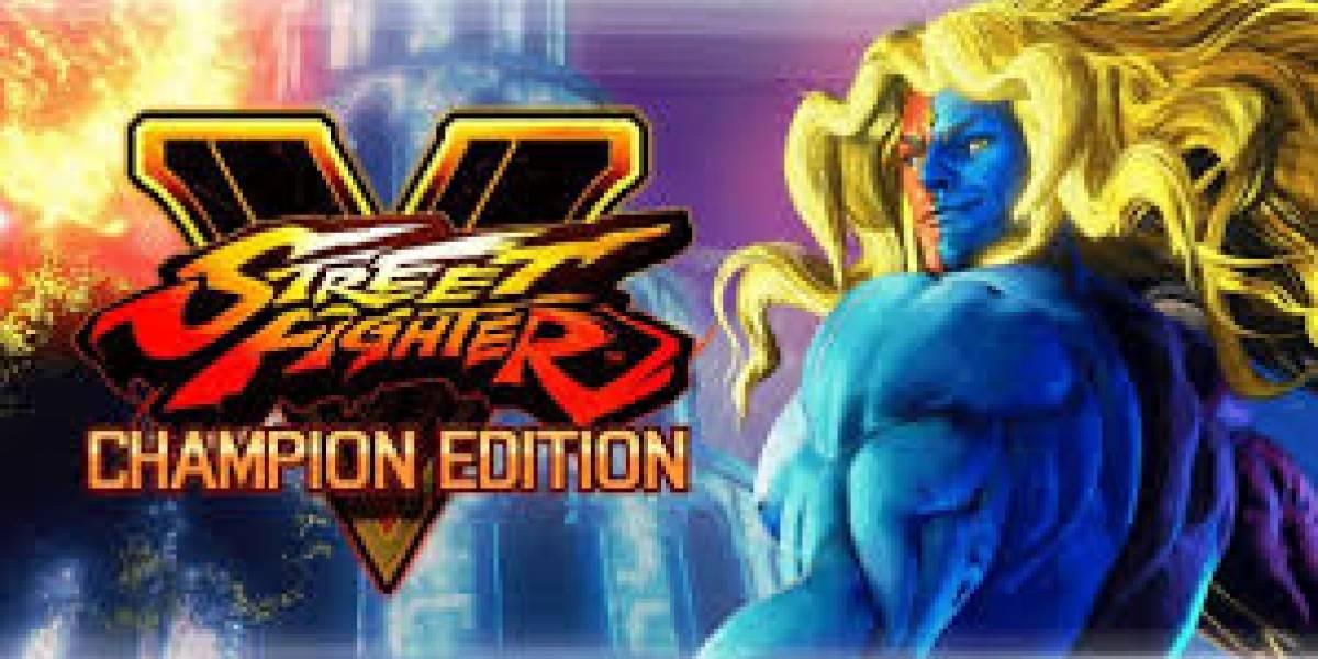 Street Fighter V: Champion Edition chega no próximo ano para PlayStation 4