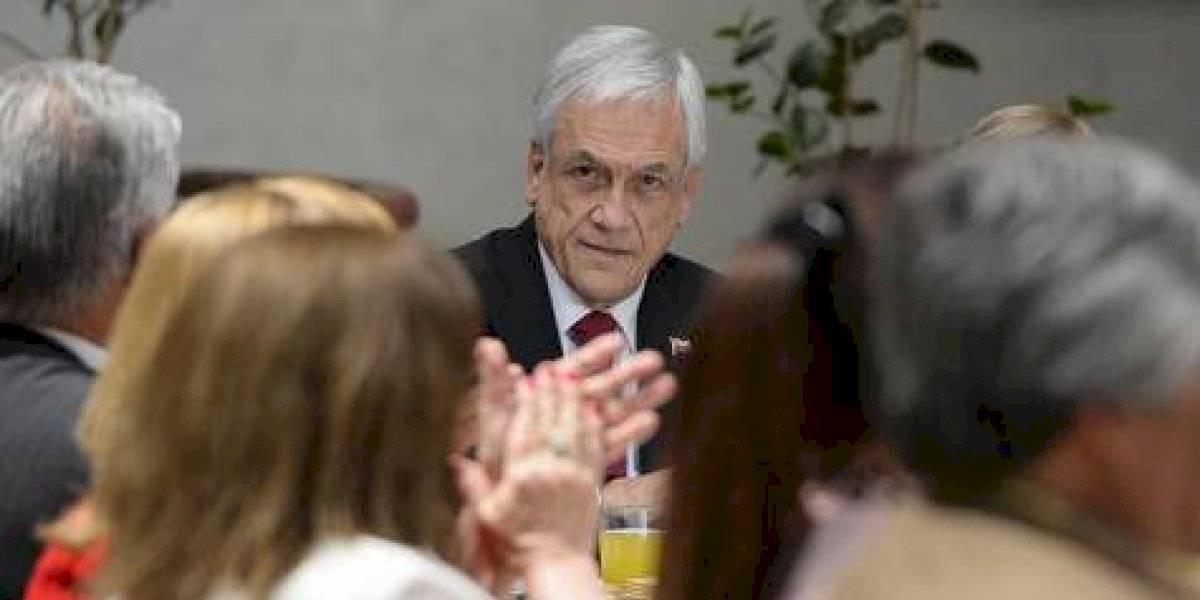 """El """"desgobierno"""" que Piñera ya arrastraba"""