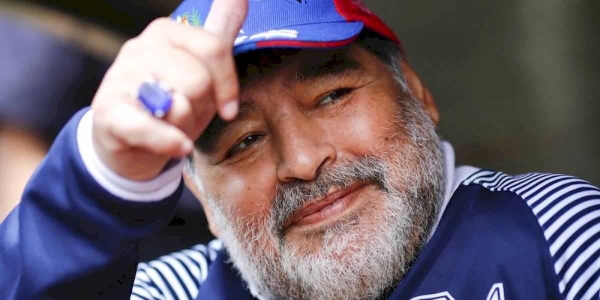 Maradona revela motivos por los que renunció al Gimnasia y Esgrima La Plata
