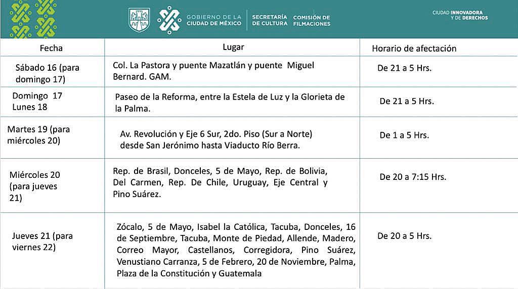 Ciudad de México Infinite