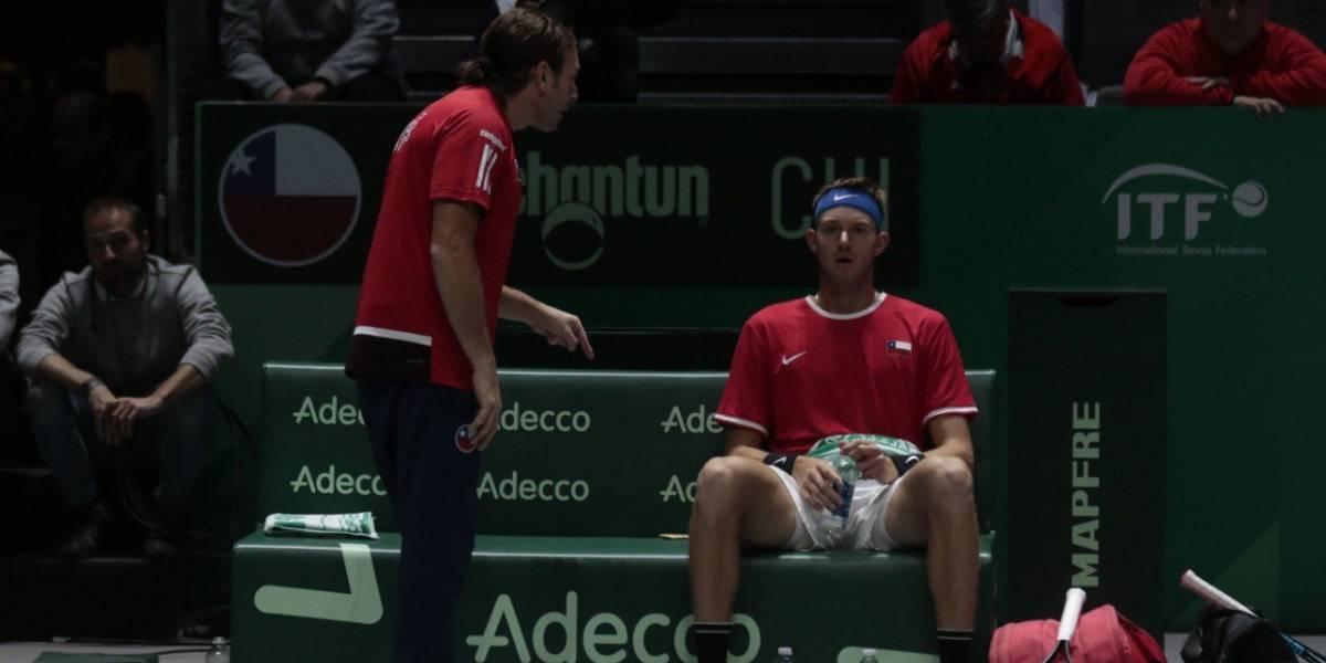 Milagro, mejor segundo o repechaje 2020: El complicado panorama que se le presenta a Chile en la Copa Davis