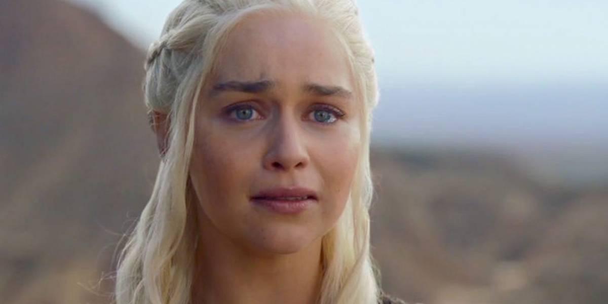 """Emilia Clarke confiesa que la obligaron a hacer las escenas de desnudo en """"Game of Thrones"""""""