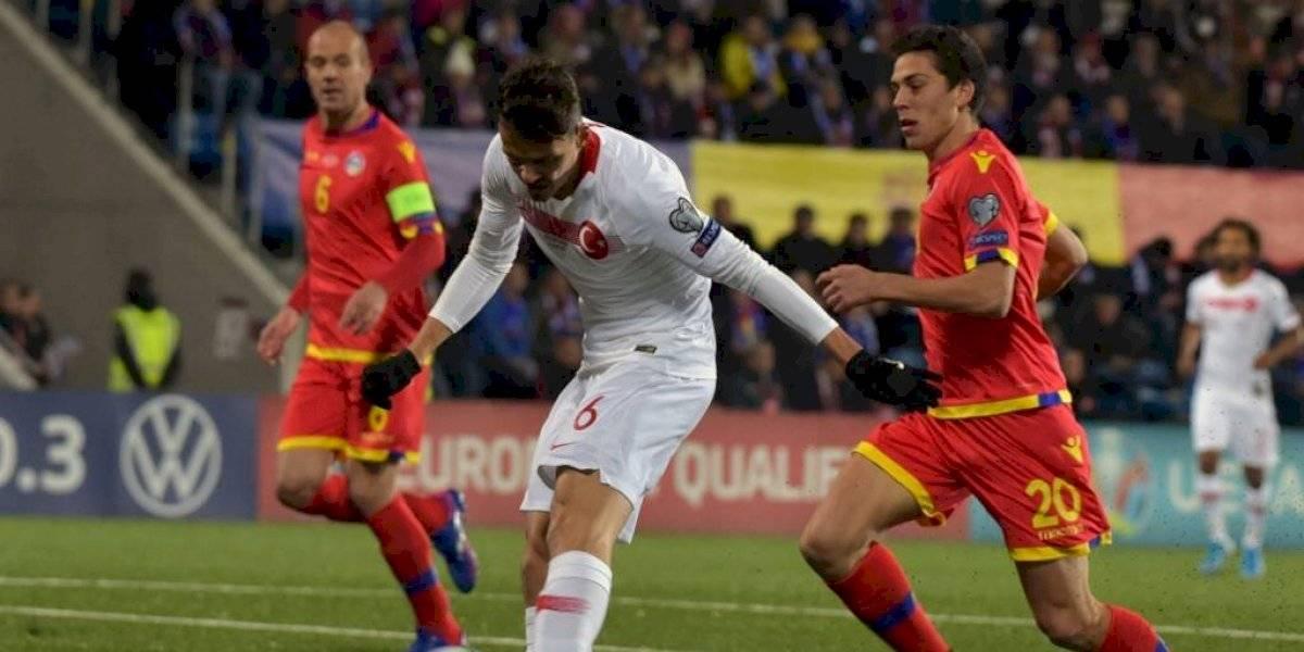 Joven promesa turca se ofrece para jugar con el Real Madrid