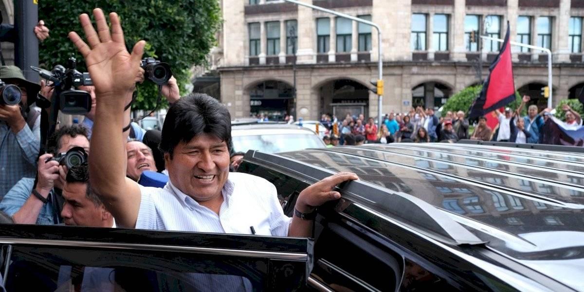 'No vamos a meternos en polémica', dice AMLO sobre gastos de Evo en México