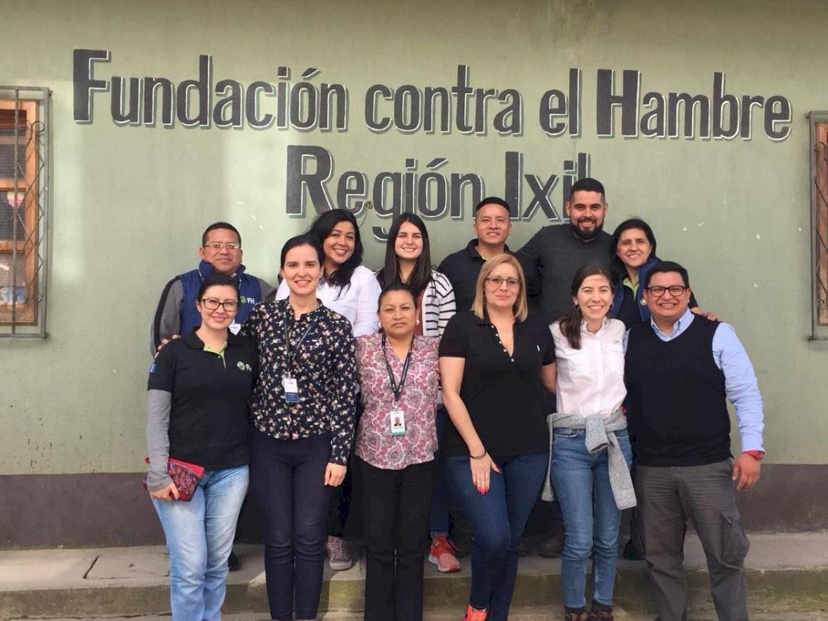 Coca Cola FEMSA y Fundación FEMSA, con el apoyo de Fundación Contra el Hambre