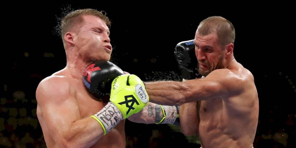 Sergey Kovalev confiesa que aceptó pelea con Canelo por dinero