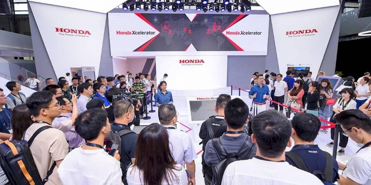 Honda colabora con las start-ups para desarrollar la movilidad