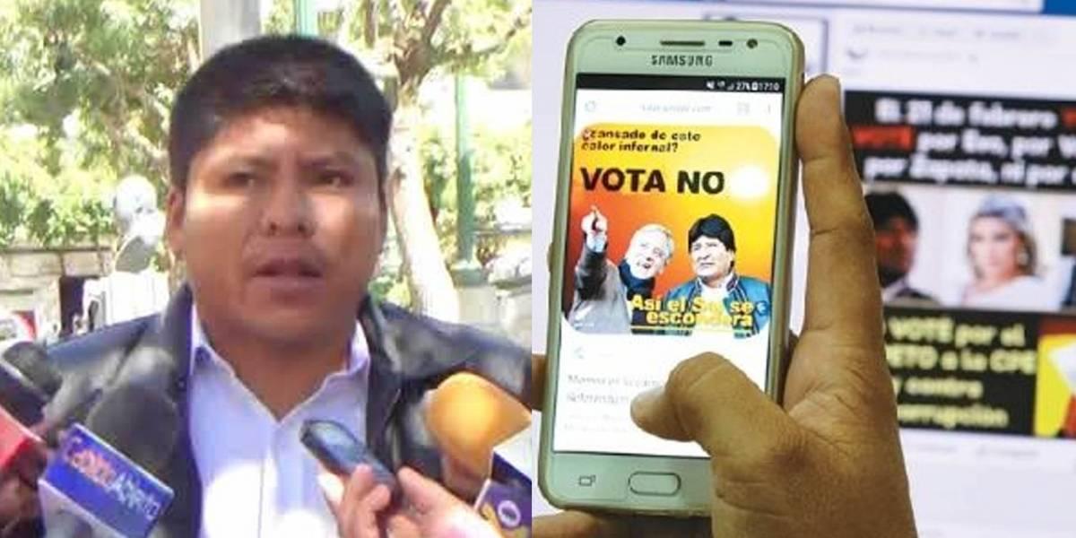 """Investigador asegura que crearon 68.000 cuentas falsas en Twitter para apoyar """"golpe de Estado"""" en Bolivia"""
