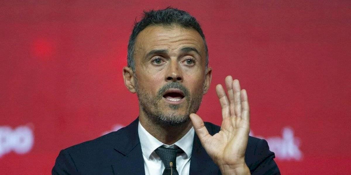Luis Enrique vuelve a ser el entrenador de la Selección española