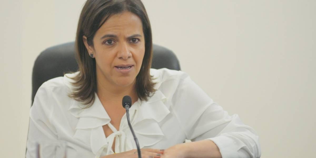 Juicio político contra Romo: de qué es acusada la Ministra de Gobierno