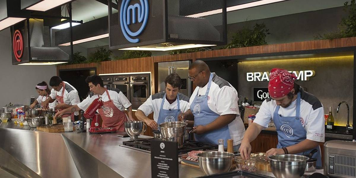 MasterChef - A Revanche: cozinheiros prepararam menu completo em prova em equipe