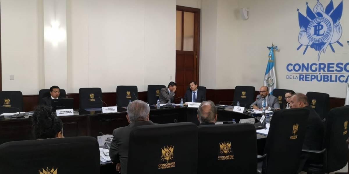 Diputados inician la discusión del proyecto de ley de prisión preventiva