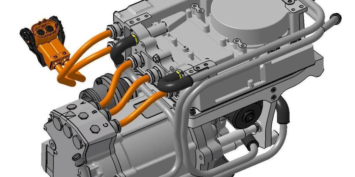 Crean un motor eléctrico universal y compacto para todo tipo de autos