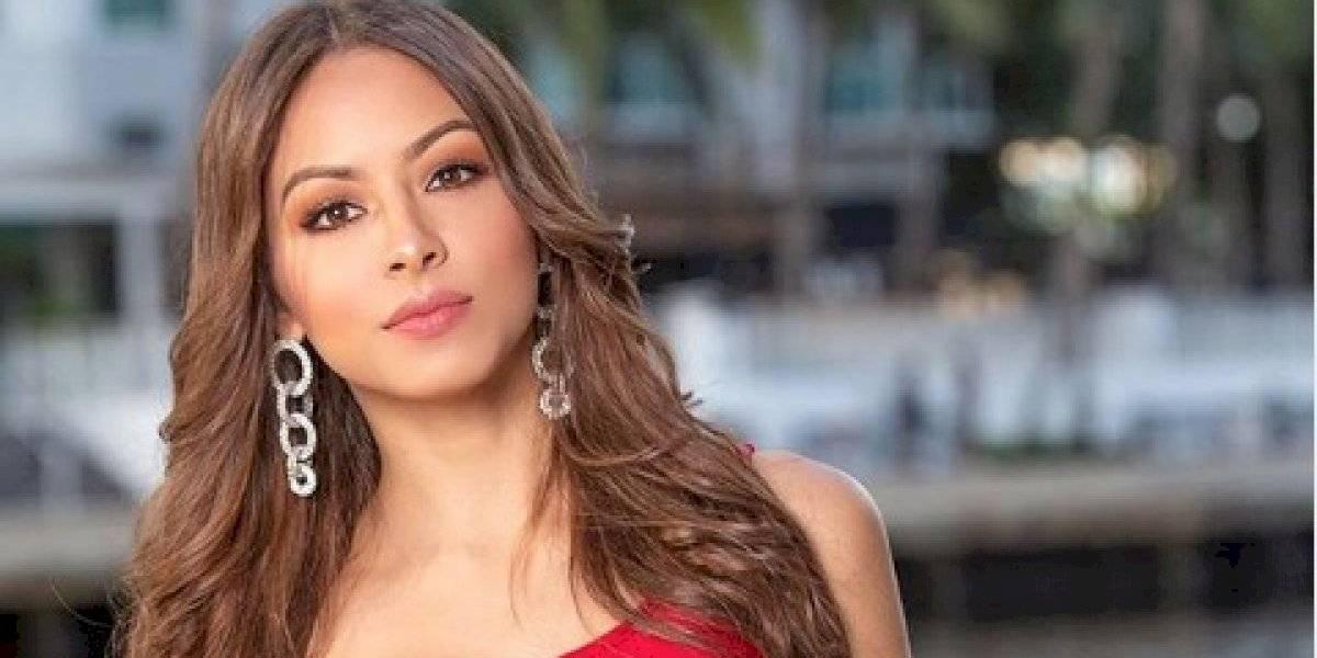 El body blanco de la Miss Guatemala 2013 que hace arder Instagram