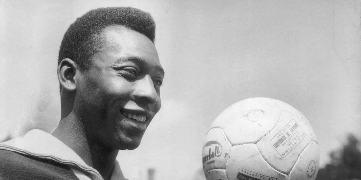 Registros del primer gol de Pelé estuvieron perdidos durante 13 años