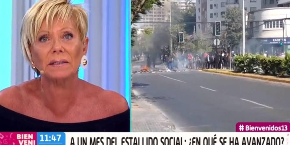 """""""¡Por qué le cuesta tanto decir lo que ganan!"""": Raquel Argandoña pierde la paciencia con el senador Ossandón"""