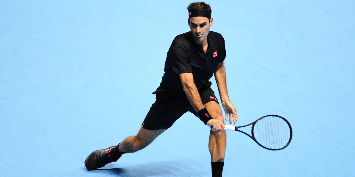 Roger Federer reveló su emoción por jugar en la Plaza de Toros México