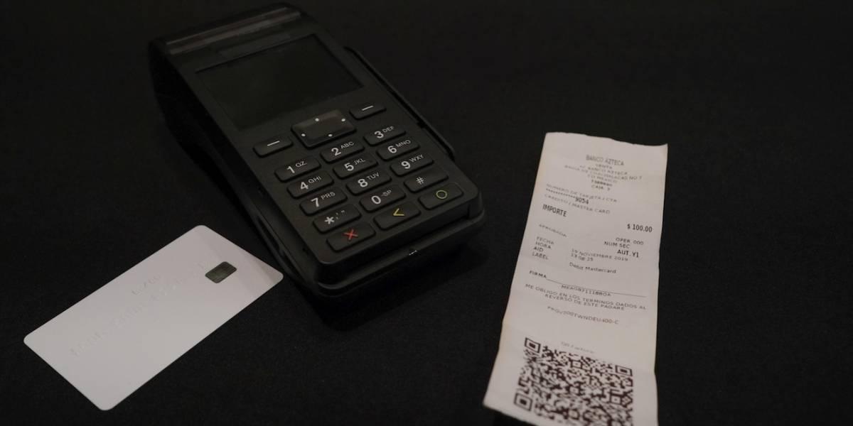 SAT emitirá facturas instantáneas desde terminales bancarias en 2020