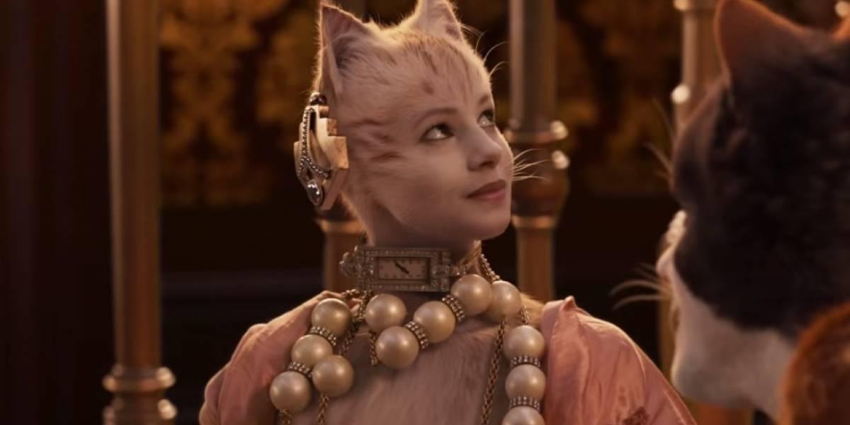 Trilha sonora completa do filme 'Cats' é divulgada