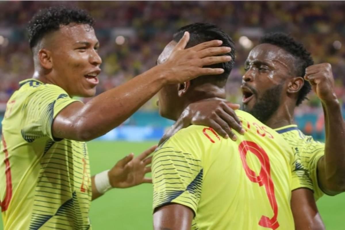 Alineación titular confirmada de Colombia vs. Ecuador partido ...
