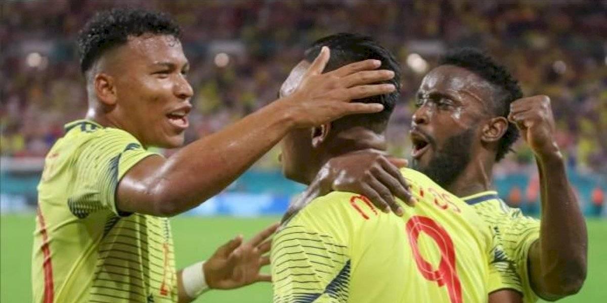 Filtran camiseta de entrenamiento de la Selección Colombia en la Copa América