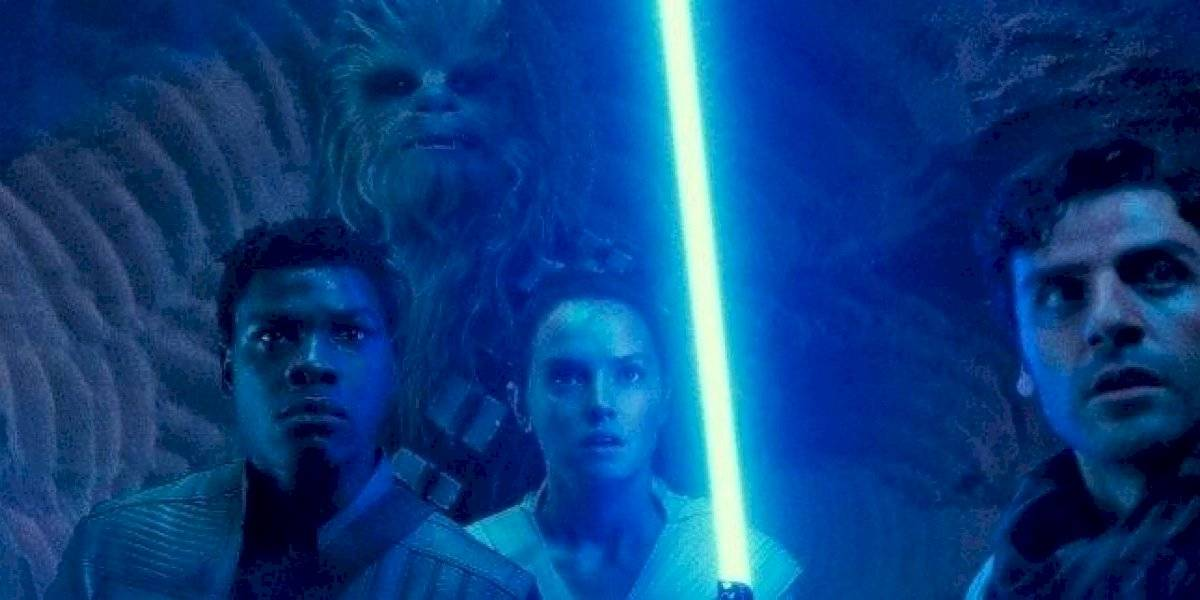 Mira las nuevas fotos de Star Wars: The Rise of Skywalker