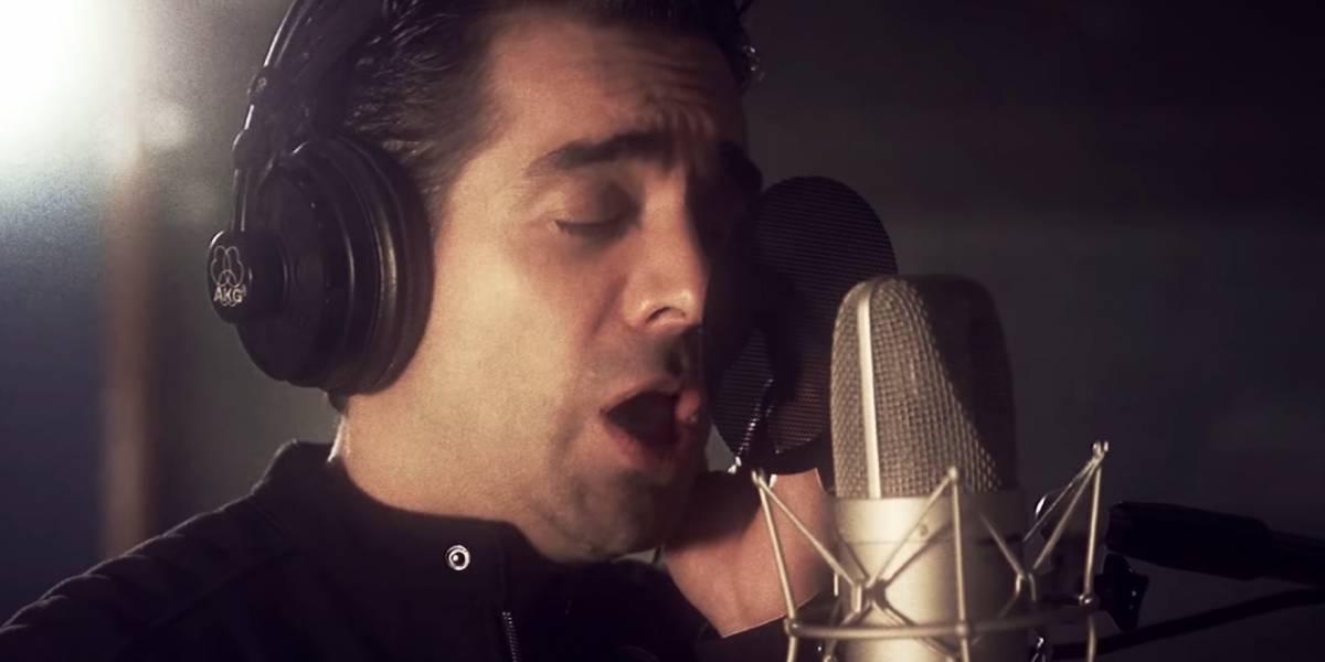 Netflix muestra la voz de Omar Chaparro como Pedro Infante