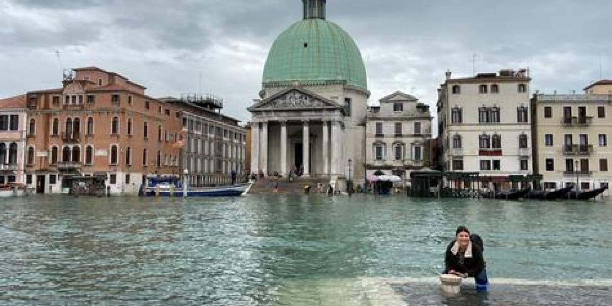 4 cosas que debes saber sobre las inundaciones de Venecia