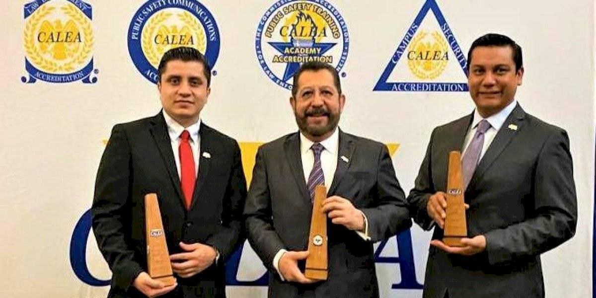 Reconocen al gobierno de Tamaulipas con certificación internacional