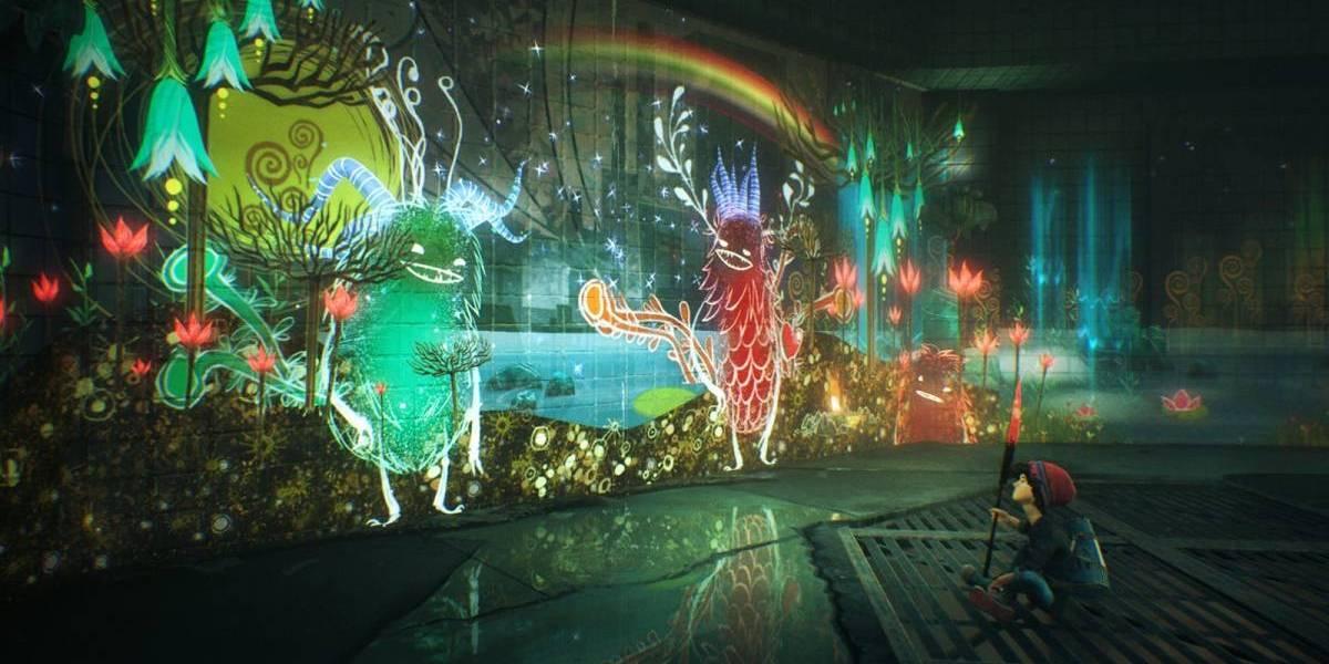 """""""Concrete Genie"""": La historia alternativa de PS4 que está llena de creatividad"""