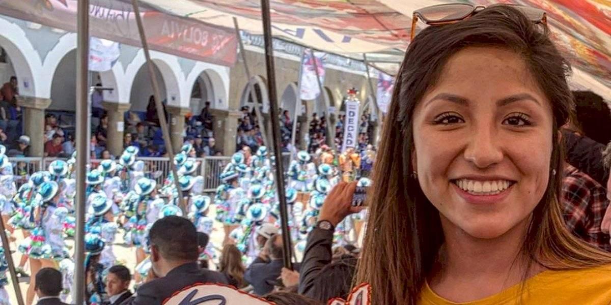 Bolivia otorga salvoconducto a hija de Evo Morales para recibir asilo en México