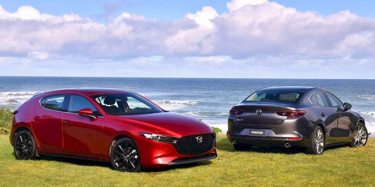 Premian al All New Mazda3 con el Women's World Car of the Year 2019
