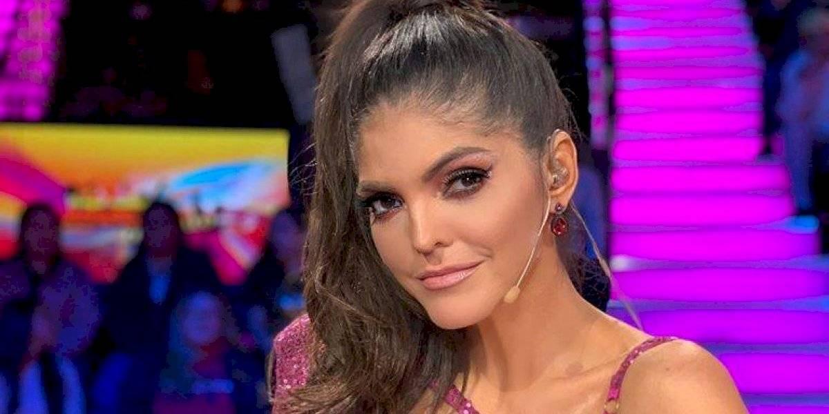 Ana Bárbara se disculpa y explica por qué se equivocó cantando el himno de México
