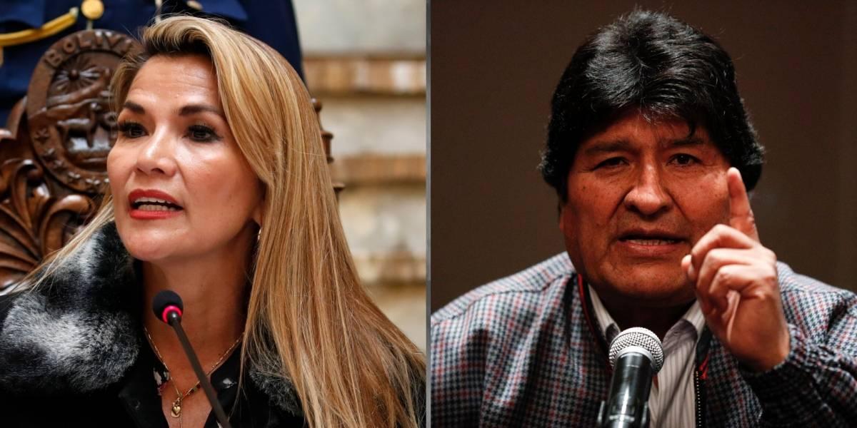 Áñez convocará a elecciones en Bolivia; Evo piensa en regresar