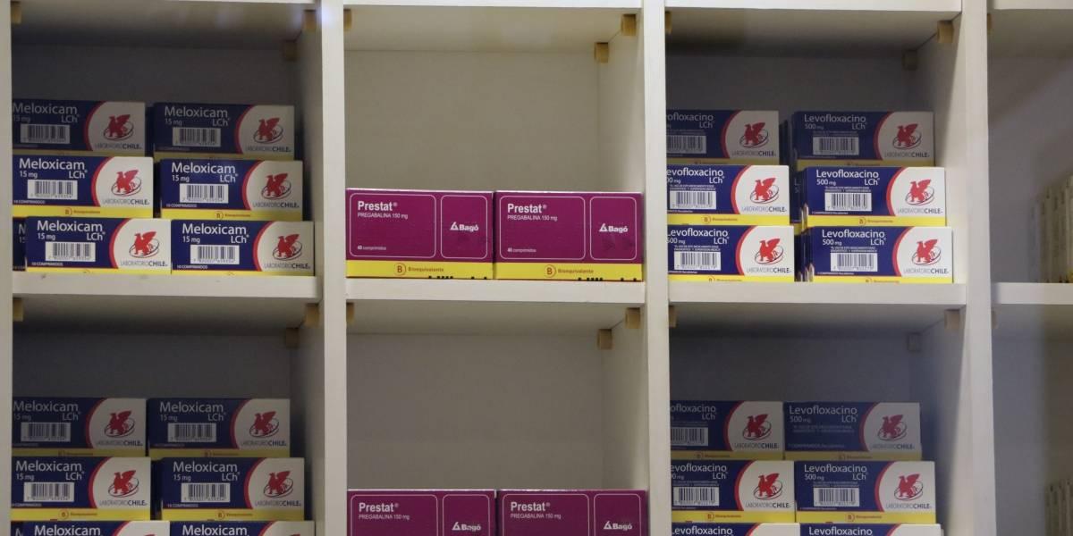 FNE dice que el 80% de los medicamentos que se venden en Chile no tienen bioequivalentes