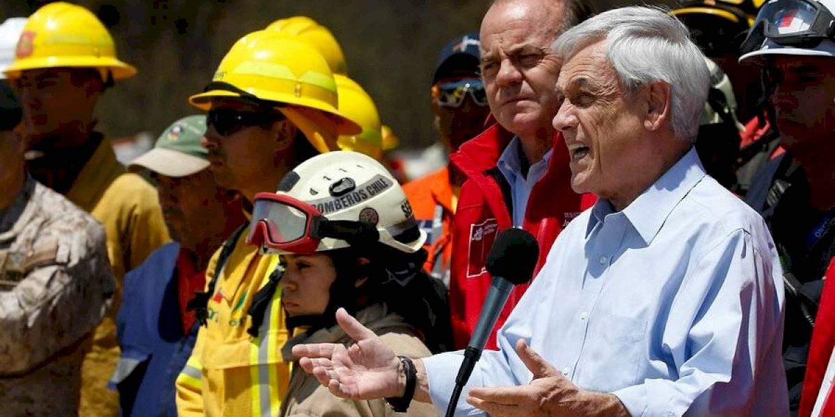 En medio de graves denuncias de violaciones a los DDHH Piñera respondió a acusación constitucional