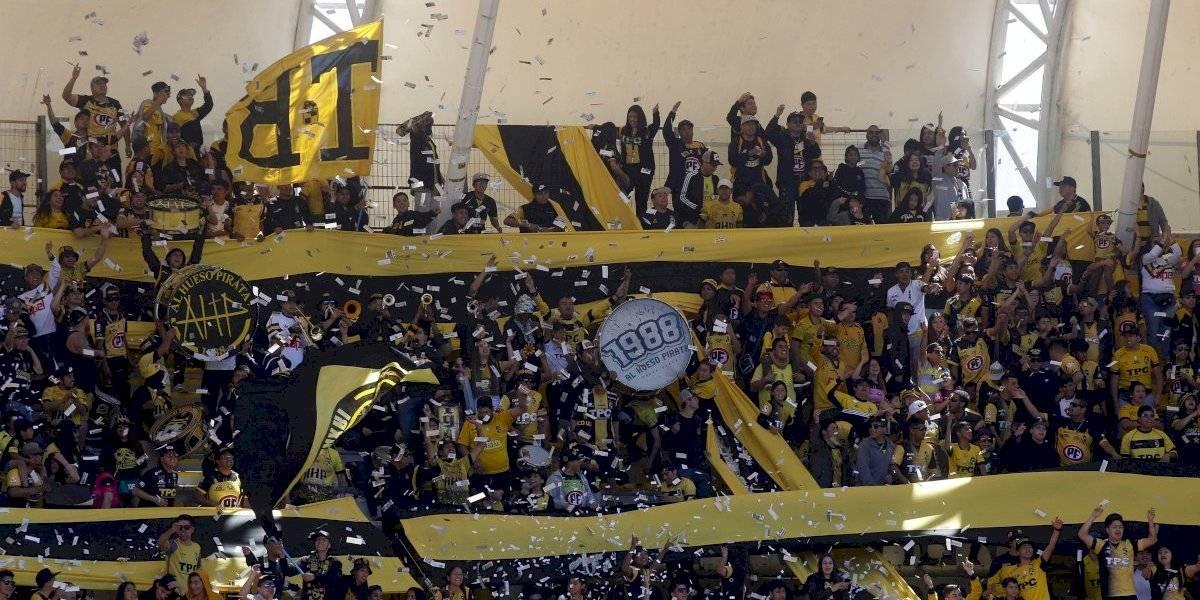 Barra de Coquimbo Unido amenaza con no dejar salir al equipo de la ciudad para el partido con Colo Colo