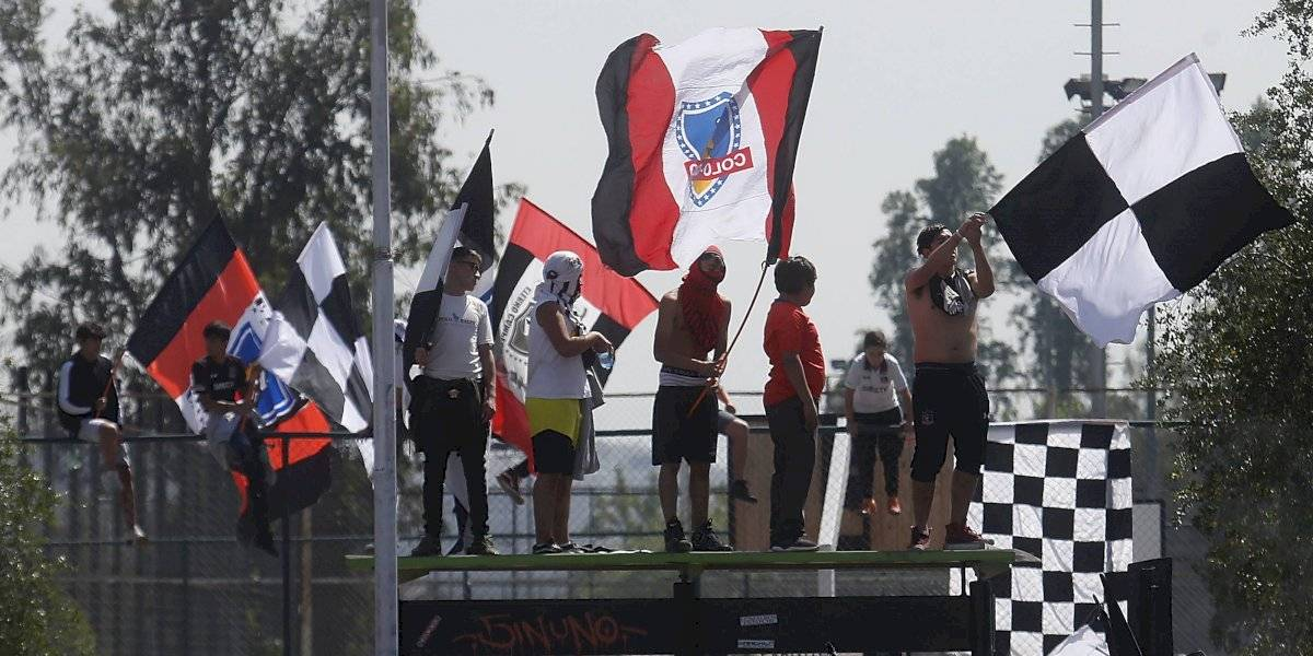 """El """"Arengazo por la dignidad"""" será la """"gran prueba"""" para saber si se jugará el partido entre Colo Colo y Coquimbo Unido"""