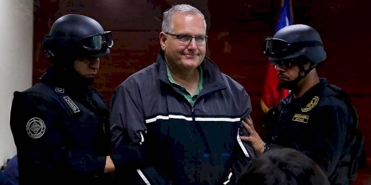 Corte mantiene prisión preventiva a John Cobin por disparar a manifestantes en Reñaca