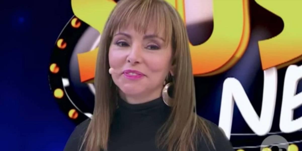 """Las fotos """"subidas de tono"""" de María Auxilio, humorista de 'Sábados felices'"""