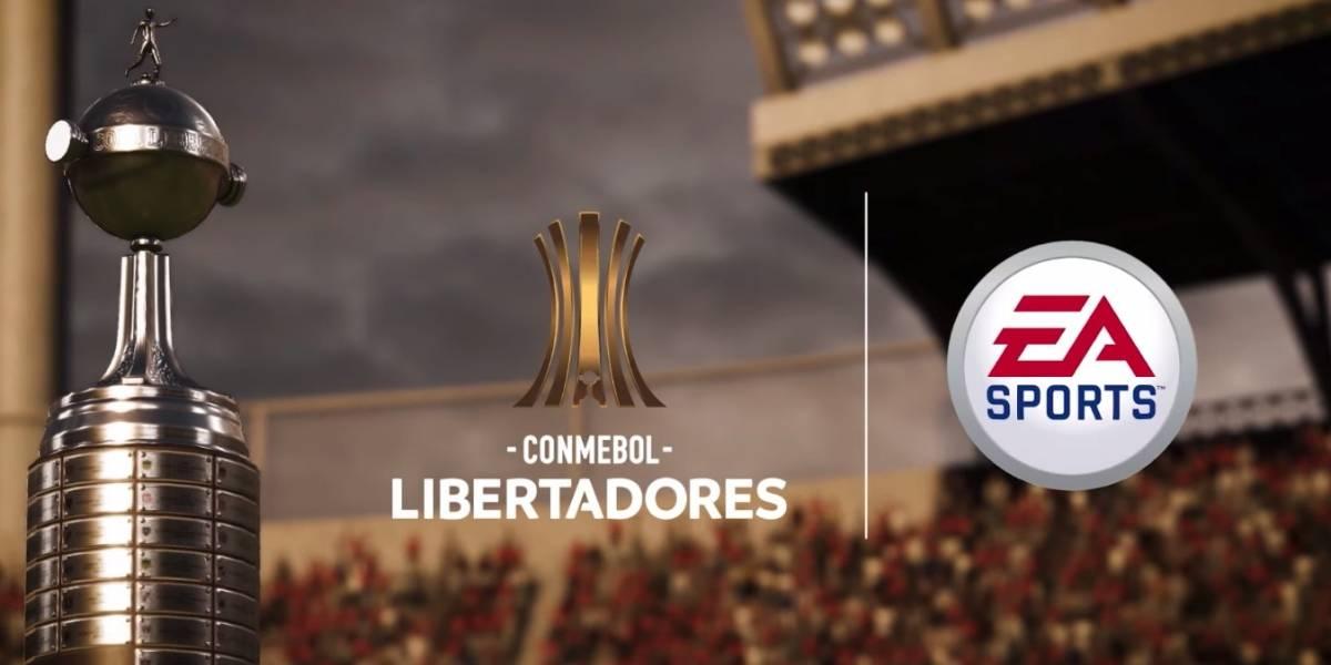 La Copa Conmebol Libertadores será parte de FIFA 20 desde su próxima edición