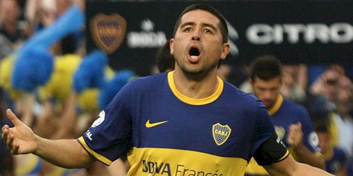 Juan Román Riquelme reaparece y anuncia que competirá en las elecciones a presidente de Boca Juniors