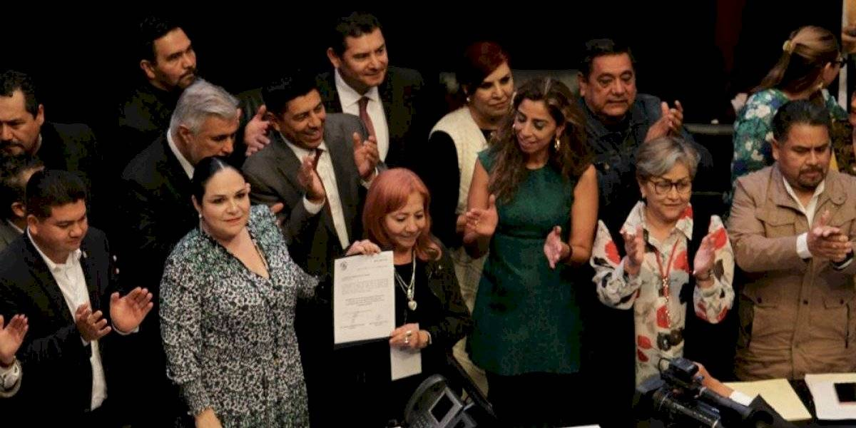 TEPJF desecha impugnación sobre elección de Rosario Piedra