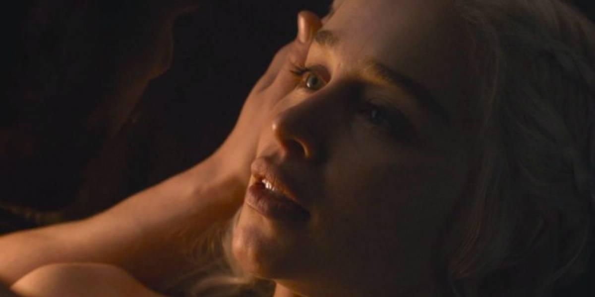 Emilia Clarke revela fuertes declaraciones de sus desnudos en Game Of Thrones