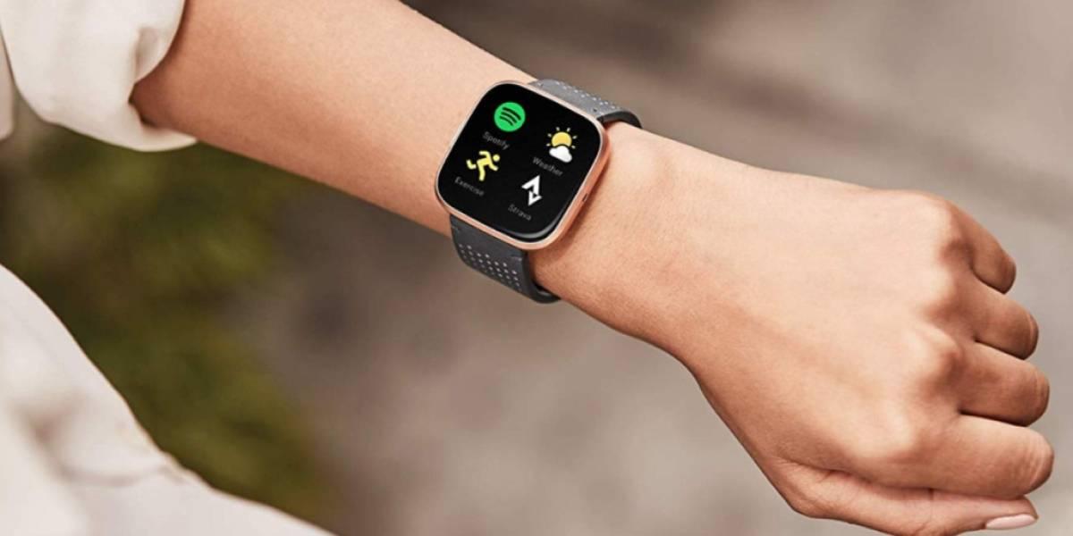 """Tecnología y salud: Así es """"Versa 2"""" la evolución del smartband saludable"""