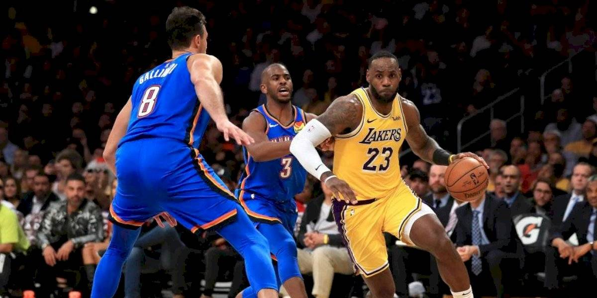NBA: LeBron James consigue descomunal récord en nueva victoria de Los Angeles Lakers